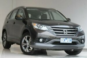 2014 Honda CR-V RM MY15 VTi 4WD Plus Brown 5 Speed Sports Automatic Wagon Strathmore Heights Moonee Valley Preview