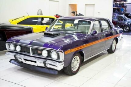 1971 Ford Falcon XY GT 3 Speed Automatic Sedan Carss Park Kogarah Area Preview
