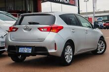 2012 Toyota Corolla ZRE182R Ascent Sport S-CVT Silver 7 Speed Constant Variable Hatchback Wangara Wanneroo Area Preview