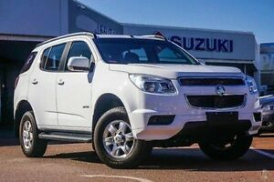2014 Holden Colorado 7 RG MY14 LT White 6 Speed Sports Automatic Wagon Alfred Cove Melville Area Preview