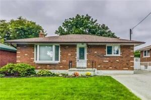 3+1 Bedroom Absolutely Stunning Detached Bungalow for Sale!