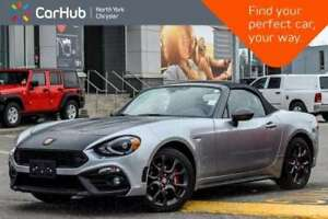 2018 Fiat 124 Spider Abarth|Manual|NavSound.,Visibility,Convi.,P