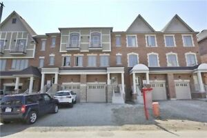 Brand New  3 +1 B/R Free Hold Condo T/H With W/O Bsm at Hwy 410/