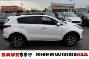 2019 Kia Sportage AWD SX TURBO   - Edmonton Dealer