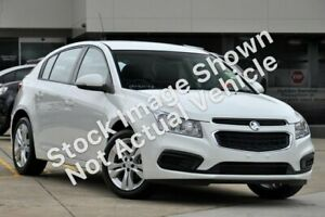 2015 Holden Cruze JH Series II MY15 Equipe White 6 Speed Sports Automatic Hatchback Enfield Port Adelaide Area Preview