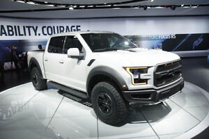 ** PLACE YOUR ORDER-2017 FORD F-150 RAPTOR ORDER BANK IS OPEN!!!