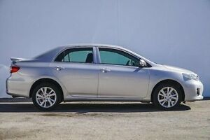 2013 Toyota Corolla ZRE152R Ascent Sport Silver 4 Speed Automatic Sedan Bellevue Swan Area Preview