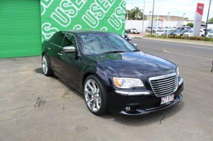 2012 Chrysler 300 LX MY13 C E-Shift 8 Speed Sports Automatic Sedan
