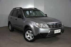 2009 Subaru Forester S3 MY10 X AWD Silver 4 Speed Sports Automatic Wagon Mount Gambier Grant Area Preview