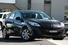 2009 Mazda 3 BL10F1 Neo Black 6 Speed Manual Hatchback Tweed Heads South Tweed Heads Area Preview