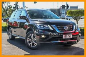 2019 Nissan Pathfinder R52 Series III MY19 ST-L X-tronic 2WD Diamond Black 1 Speed Constant Variable Aspley Brisbane North East Preview