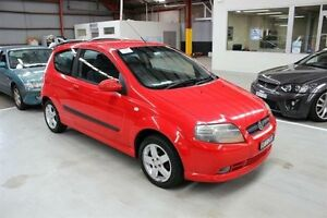 2007 Holden Barina TK MY08 Red 5 Speed Manual Hatchback Maryville Newcastle Area Preview