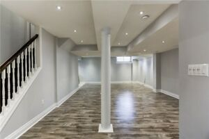 One Bedroom Basement Apartment for Lease in Pickering