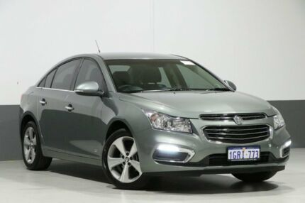 2016 Holden Cruze JH MY16 Z-Series Grey 6 Speed Automatic Sedan Bentley Canning Area Preview