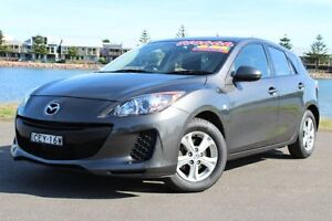 2012 Mazda 3 BL10F2 Neo Activematic Charcoal 5 Speed Sports Automatic Hatchback Hamilton East Newcastle Area Preview
