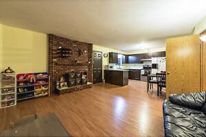 Kensington-Cedar Cottage: 2 BR bsmt suite, avail Nov 1st