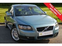 LOW MILEAGE***(58) Volvo C30 1.8 SE 2dr FSH**£0 DEPOSIT FINANCE AVAILABLE*** PART EX WELCOME
