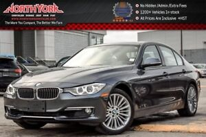 2013 BMW 3 Series 335i xDrive |Sunroof|Nav|BackUpCam|PkAsst.|Lea