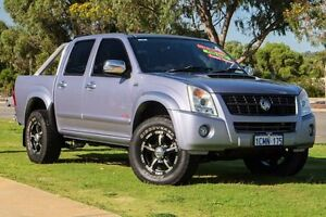 2007 Holden Rodeo RA MY07 LT Crew Cab Blue 5 Speed Manual Utility Wangara Wanneroo Area Preview