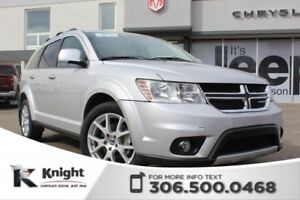 2012 Dodge Journey R/T - Navigation - Heated Leather Seats - Rem