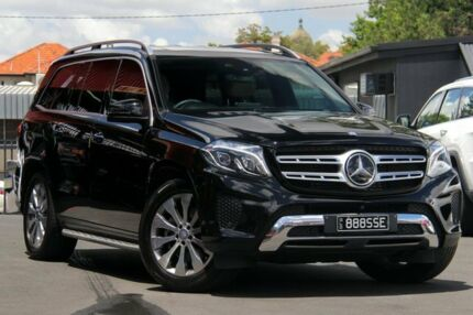 2016 Mercedes-Benz GLS350 X166 d 9G-TRONIC 4MATIC Black 9 Speed Sports Automatic Wagon Nundah Brisbane North East Preview