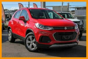 2018 Holden Trax TJ MY18 LS Absolute Red 6 Speed Automatic Wagon Aspley Brisbane North East Preview