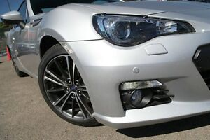 2013 Subaru BRZ MY14 Silver 6 Speed Manual Coupe Zetland Inner Sydney Preview