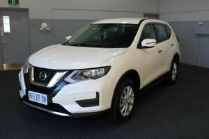 2018 Nissan X-Trail T32 Series II ST X-tronic 2WD White 7 Speed Constant Variable Wagon Glenorchy Glenorchy Area Preview
