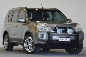 2008 Nissan X-Trail T31 ST-L (4x4) Grey 6 Speed CVT Auto Sequential Wagon Coopers Plains Brisbane South West Preview