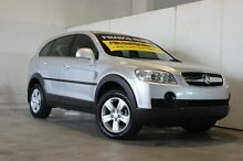 2010 Holden Captiva CG MY10 SX (4x4) Grey 5 Speed Automatic Wagon Underwood Logan Area Preview