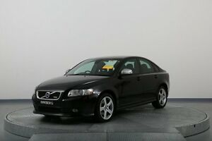 2012 Volvo S40 M Series MY12 T5 Geartronic R-Design Black 5 Speed Sports Automatic Sedan Old Guildford Fairfield Area Preview