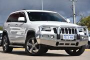 2015 Jeep Grand Cherokee WK MY15 Limited (4x4) White 8 Speed Automatic Wagon Victoria Park Victoria Park Area Preview