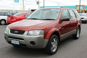 2005 Ford Territory SY TX AWD 6 Speed Sports Automatic Wagon Devonport Devonport Area Preview