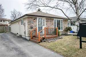 Detached Bungalow 3 Bed / 2 Bath, Fully Fin Bsmnt W/ Rec Rm