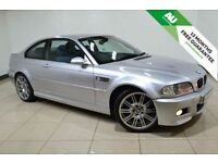 BMW M3 3.2 M3 2d 338 BHP (silver) 2001