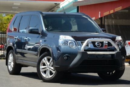 2011 Nissan X-Trail T31 Series IV ST-L Blue 1 Speed Constant Variable Wagon
