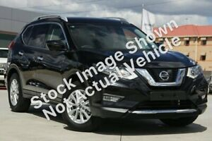 2019 Nissan X-Trail Diamond Black Automatic Castle Hill The Hills District Preview