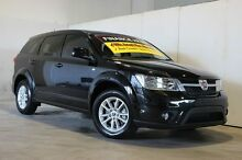 2013 Fiat Freemont JF Black 6 Speed Automatic Wagon Underwood Logan Area Preview