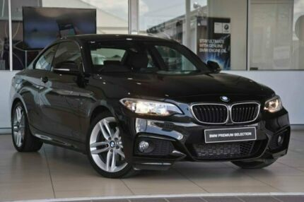 2015 BMW 220i F22 M Sport Black 8 Speed Sports Automatic Coupe Darra Brisbane South West Preview