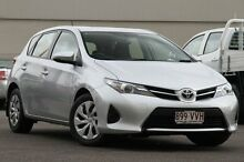 2013 Toyota Corolla ZRE182R Ascent S-CVT Silver 7 Speed Constant Variable Hatchback Wilston Brisbane North West Preview