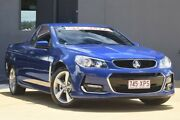 2015 Holden Ute VF II MY16 SV6 Ute Blue 6 Speed Manual Utility Yeerongpilly Brisbane South West Preview