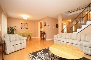 3 bedroom 2-storey detached w/finished basement in Brampton