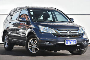 2012 Honda CR-V MY11 (4x4) Luxury Grey 5 Speed Automatic Wagon Glendalough Stirling Area Preview