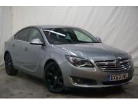 2013 Vauxhall Insignia 2.0 SRI CDTI ECOFLEX S/S 5d 160 BHP Diesel silver Manual