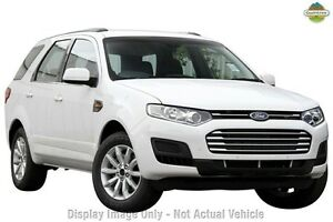 2016 Ford Territory SZ MkII TX Seq Sport Shift Winter White 6 Speed Sports Automatic Wagon Dandenong Greater Dandenong Preview
