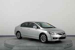 2011 Honda Civic 8th Gen MY11 VTi-L Silver 5 Speed Automatic Sedan Old Guildford Fairfield Area Preview