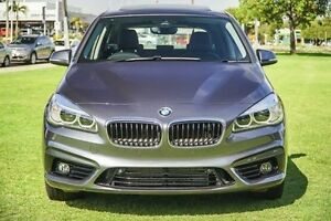 2016 BMW 220i F45 Luxury Line Active Tourer Steptronic Grey 8 Speed Automatic Hatchback Victoria Park Victoria Park Area Preview
