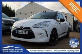 2013 13 CITROEN DS3 1.6 DSPORT 3D 155 BHP