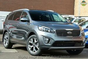 2016 Kia Sorento UM MY16 Platinum AWD Platinum Graphite 6 Speed Sports Automatic Wagon Yeerongpilly Brisbane South West Preview