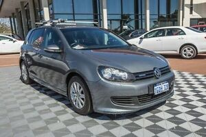 2011 Volkswagen Golf VI MY11 BlueMOTION Grey 5 Speed Manual Hatchback Alfred Cove Melville Area Preview